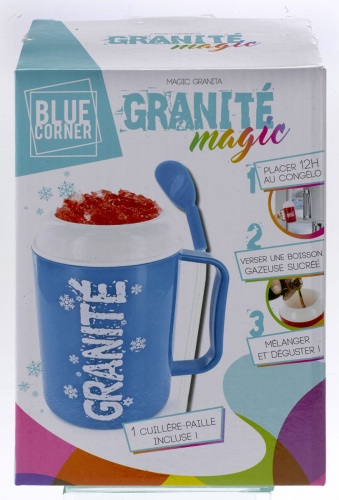 Granité Magic + confiseries