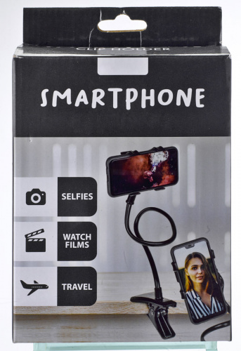 Support clip pour smartphone